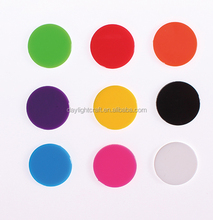 mix Colored Plastic drink token
