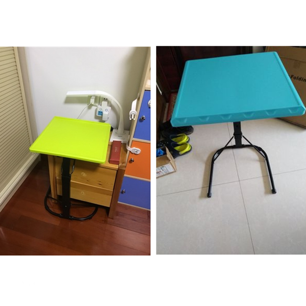 2018 household gift ideas high quality portable folding angle adjustable table gift for Mom