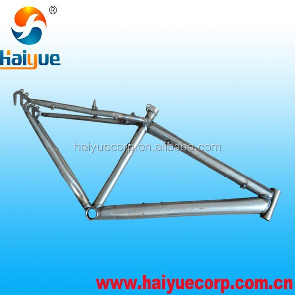 High quality China OEM steel electric bike frame