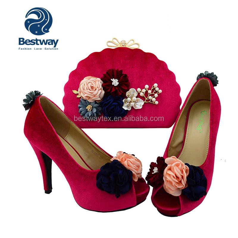 Bag wedding New To Women Fashion Match 2018 shoe And Arrival Shoes xAq6wSS1p