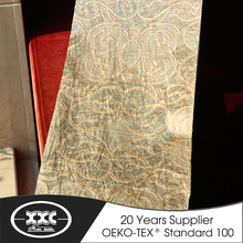 XXC 2015 new design african popular ployster jacquard curtain