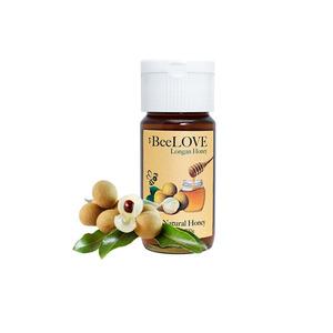 BeeLOVE Nutritious Pure Natural Bee Honey Longan Honey