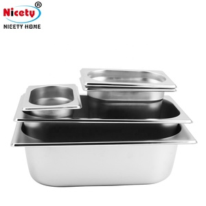 Cool Stainless Steel Gastronom Gn Pan Buffet Trays For Food Service Equipments Interior Design Ideas Clesiryabchikinfo