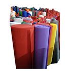 Flower Printing Needle Punched Fiber Viscose and Polyester(pet) Nonwoven Fabric Roll