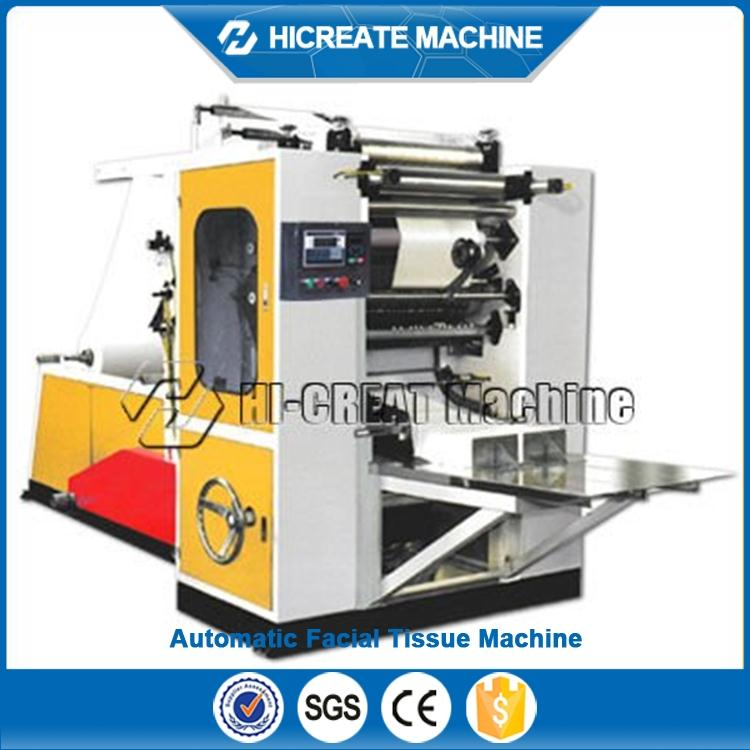 Model Auto hand Towel paper cutting Machine turn key project service