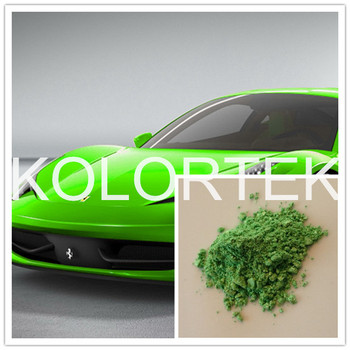Green Paint Colors For Cars Candy Metallic Chameleon Car Paint Pigments Manufacturer Buy Green