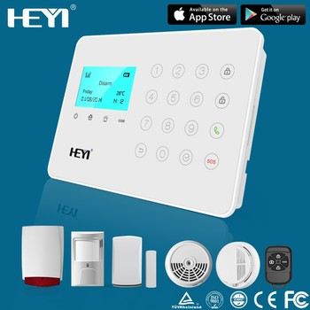 Captivating 2015 Newest Touch Screen TCP/IP+GSM Alarmanlage Alarm System,home  Automation With