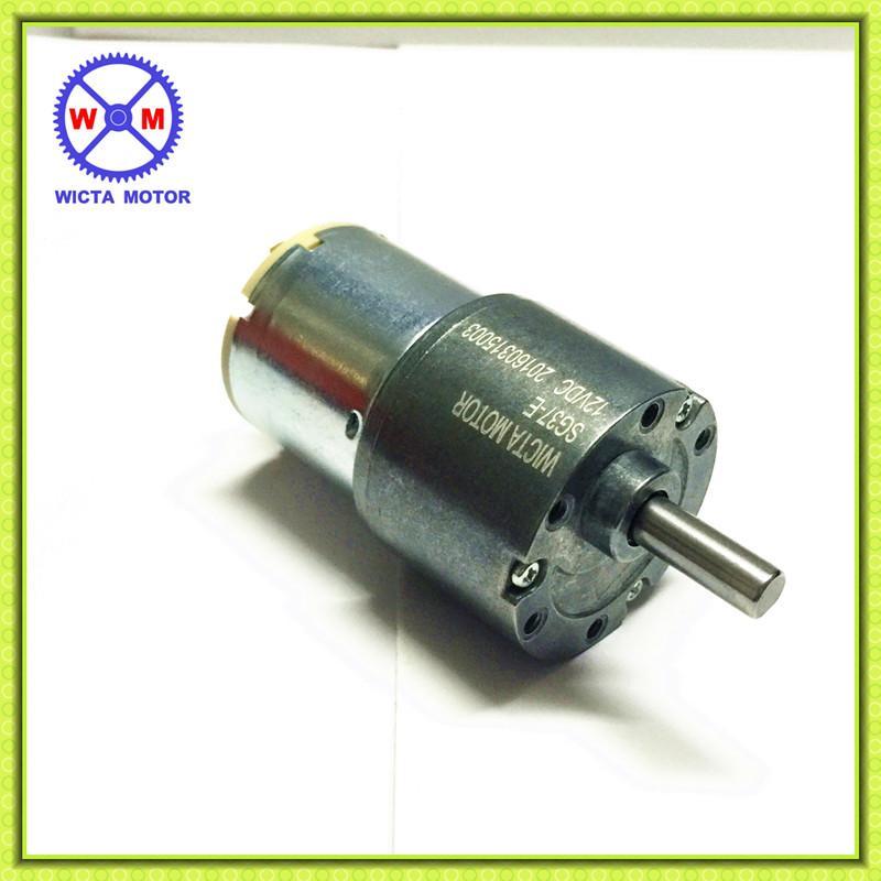Shenzhen Wicta Motor Co., Limited - Gear Motor,DC Motor