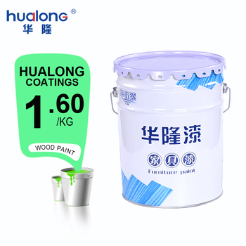 Hualong UV Wood Paint