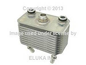 BMW OEM Transmission Oil Cooler Heat Exchanger - Automatic Transmission 754 X5 3.0i X5 4.4i X5 4.6is