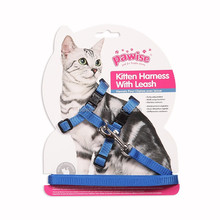 Kitten Harness W/1.2 Leash Pet products cat harness