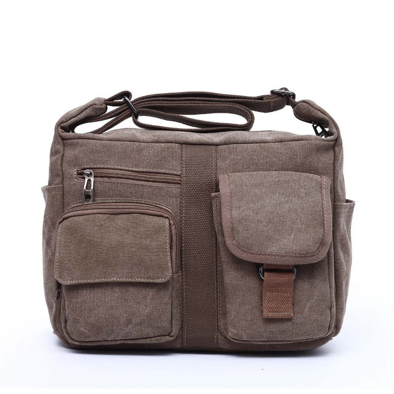 8321978e00 Get Quotations · New 2015 Luxury Handsome Canvas Large Mens Bags Tactical Bag  Bags for Men Mens Single Shoulder