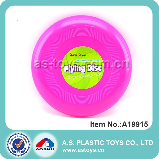 15CM Newest promotional mini plastic flying disc