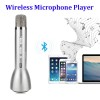 Wholesale Price K088 Microphone, Mini Karaoke Microphone Bluetooth Player