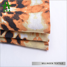 Shaoxing Textile 32s 100% Woven Spun Rayon Print Fabric For Clothing