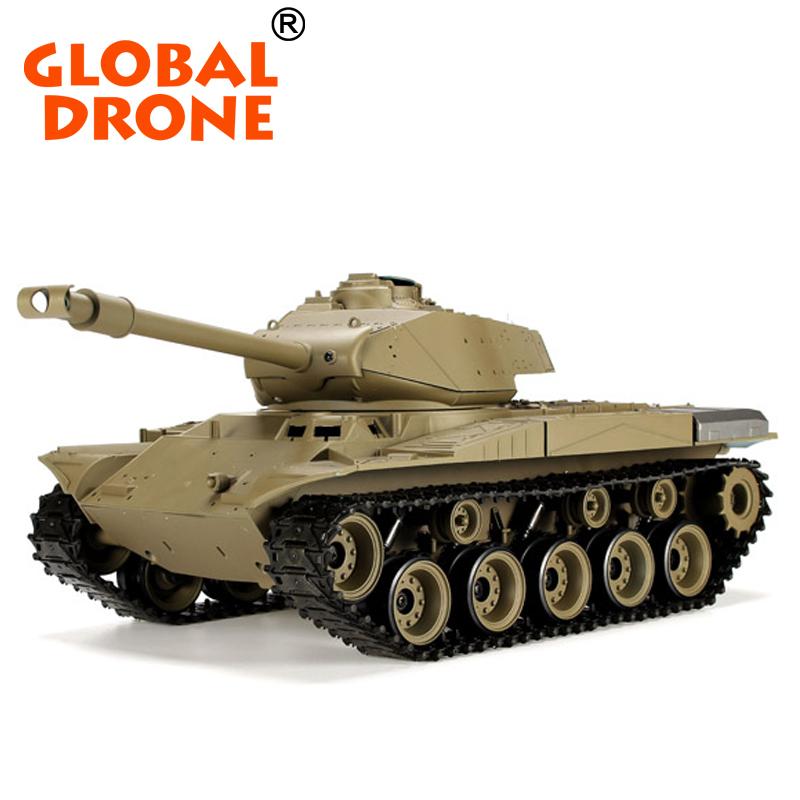 German Tiger I heng long 1/16 RC Battle Tank Smoking and Sound and