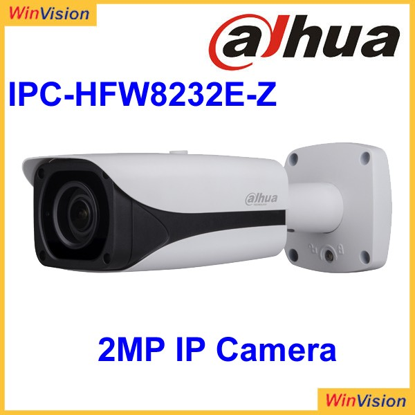 starlight ptz camera dahua IPC-HFW8232E-Z original dahua distributor 2016 new technology