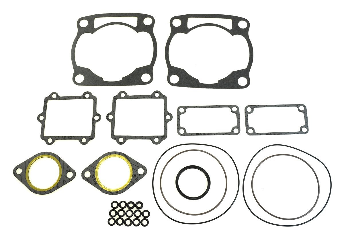1997-2000 Arctic Cat Suzuki Zl 440 Full Top End Gasket Set