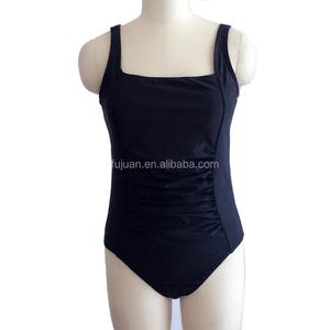 144eefb03a50 New strong strap durable fabric 3 colors one piece low u shape back 2018 bikini  fashion