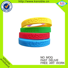 new Promotional gift custom cheapest silicone wristbands