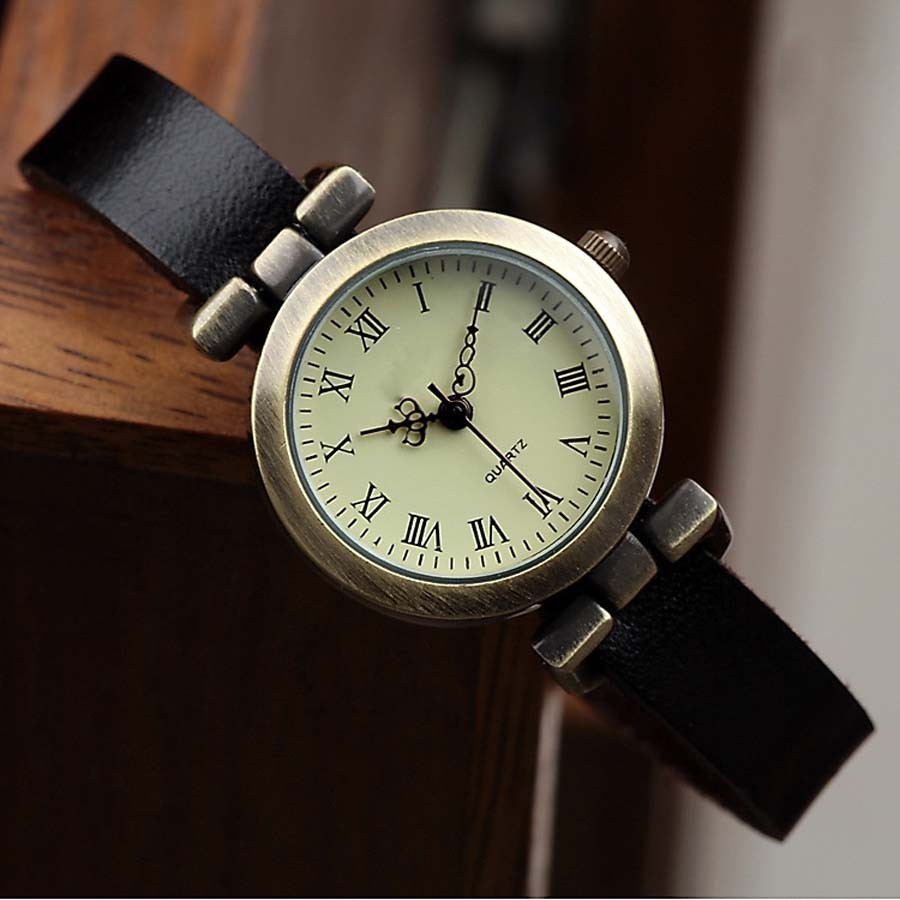 Shsby New Fashion Hot Selling Leather Female Watch Roma