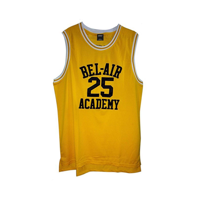 MOLPE Smith  14 Bel Air Academy Black Basketball Jersey S-XXXL Xmas 04340aea8
