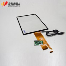AG/AF/AR USB/IIC Customized Smart 1.5,2.4,3,3.2,4,4.3,5,6,7,8,10.1,12.1inch capacitive interactive screen touch