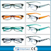 2019 new super thin frame metal reading glasses, flexible ultra light frame reading glasses
