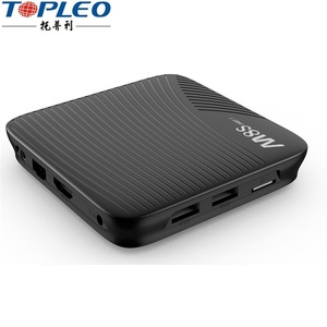 M8S PRO L Built in 2.4G/5G WiFi 3gb ram s912 android google video 3d tv box