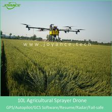 10L Agriculture UAV Drone/6 axis aircraft agricultural UAV drone for Seeding