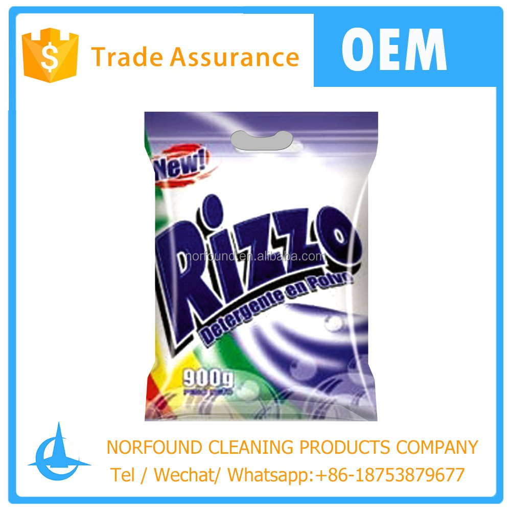 bucket packing detergent powder