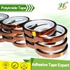 PI Polyimide Golden Colored Silicon Adhesive Tapes