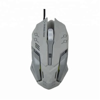 High Precision Programmable 1600DPI RGB Color Gaming Mouse