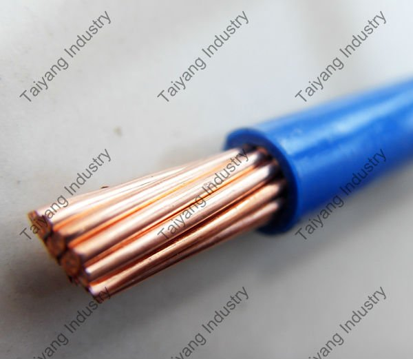 PVC Insulated THHN Wire
