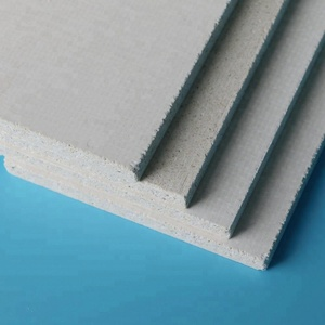 Cheap Building Materials Prefabricated House Home Facades Fireproof Magnesium Oxide MgO Board