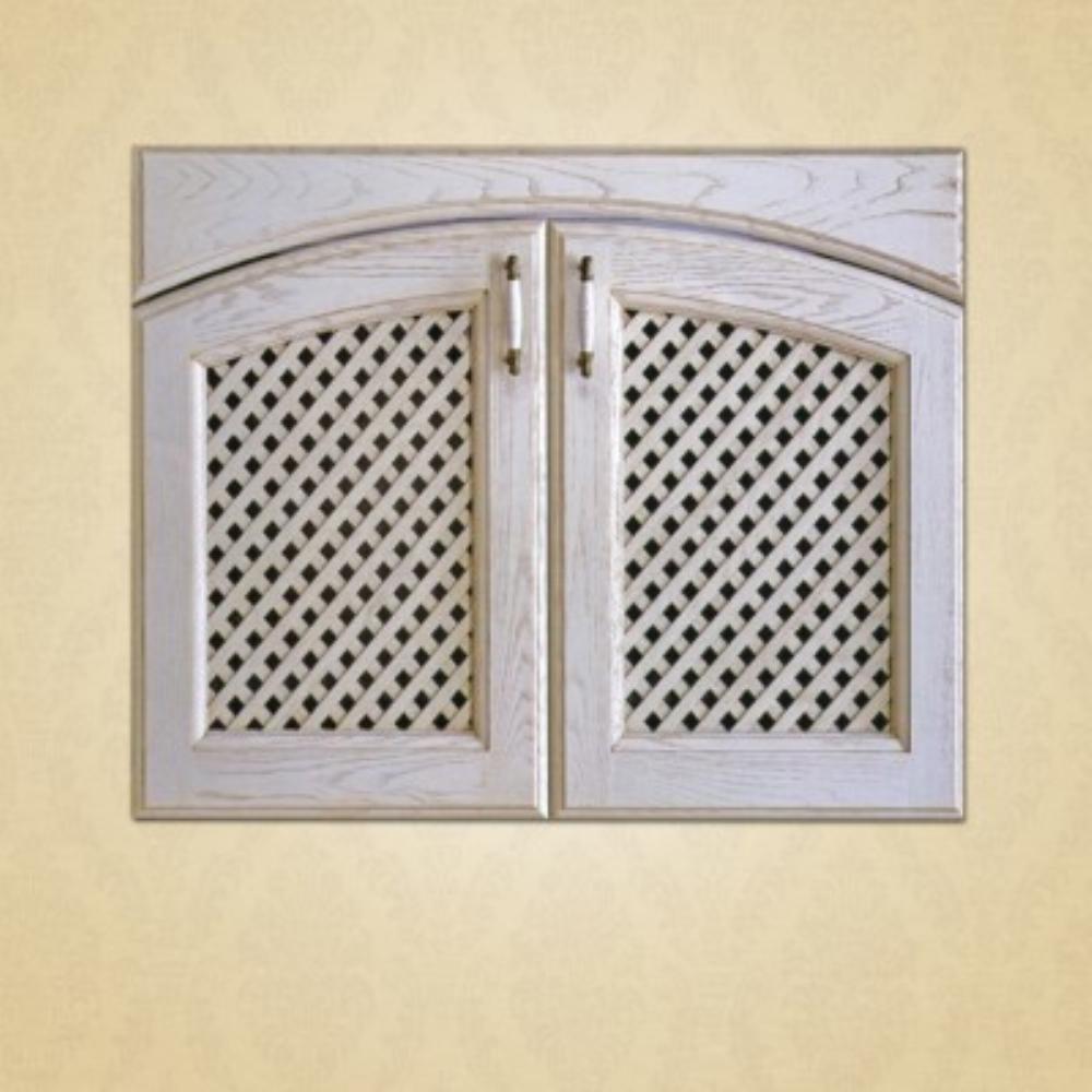 European Kitchen Cabinet Doors: European Kitchen Cabinet Doors With Cut-out Design