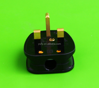 BS standard 3 pin 13A Electrical Plug