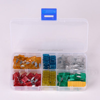 Auto Blade Fuse Assortment/Kit/Set 120PC blade Fuse For Vehicles