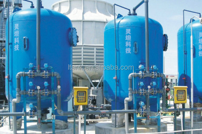 High Quality Low Price Multi Media Industrial Sand Filter