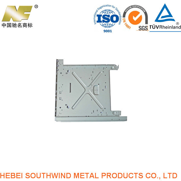 OEM Finish Sheet Metal Stamping Office Print Machine Spare Parts Products Factory