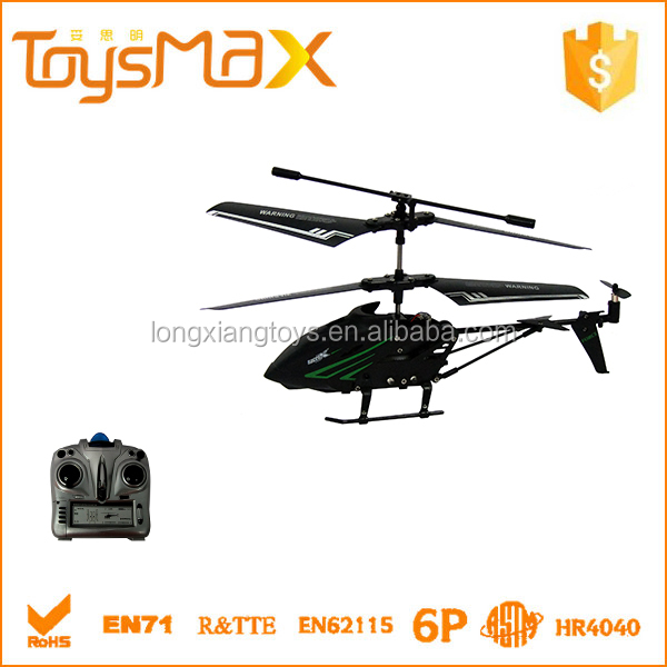 Short Charging Time gyro metal 3.5 channel mini infrared control rc helicopter