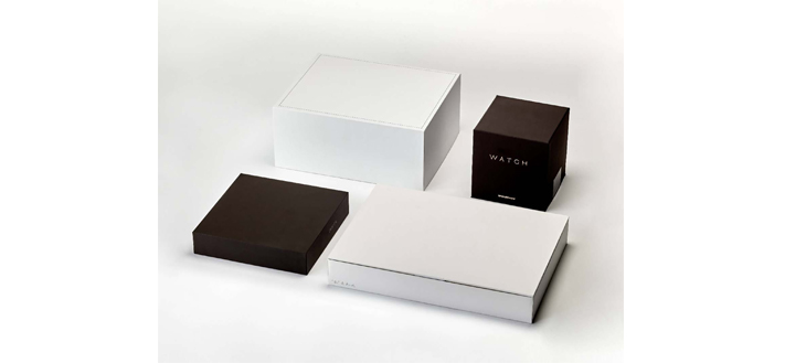 black matt cardboard wine packaging paper boxes with gold hot stamping logos
