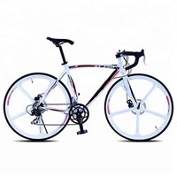 2020 New Design Brand Double Disc Brakes 21 Speed Wholesaling Prices Racing Bike