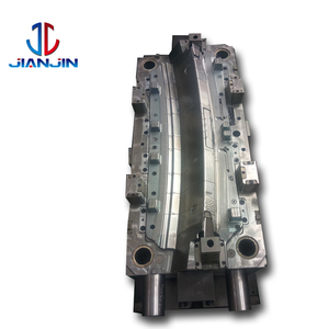 High quality custom auto spare parts mold mould making car bumper mold