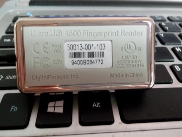 C# Biometrics Fingerprint Scanner Price Uru4500