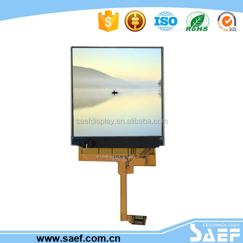 high quality 320*320 lcd 1.54 inch tft micro display module