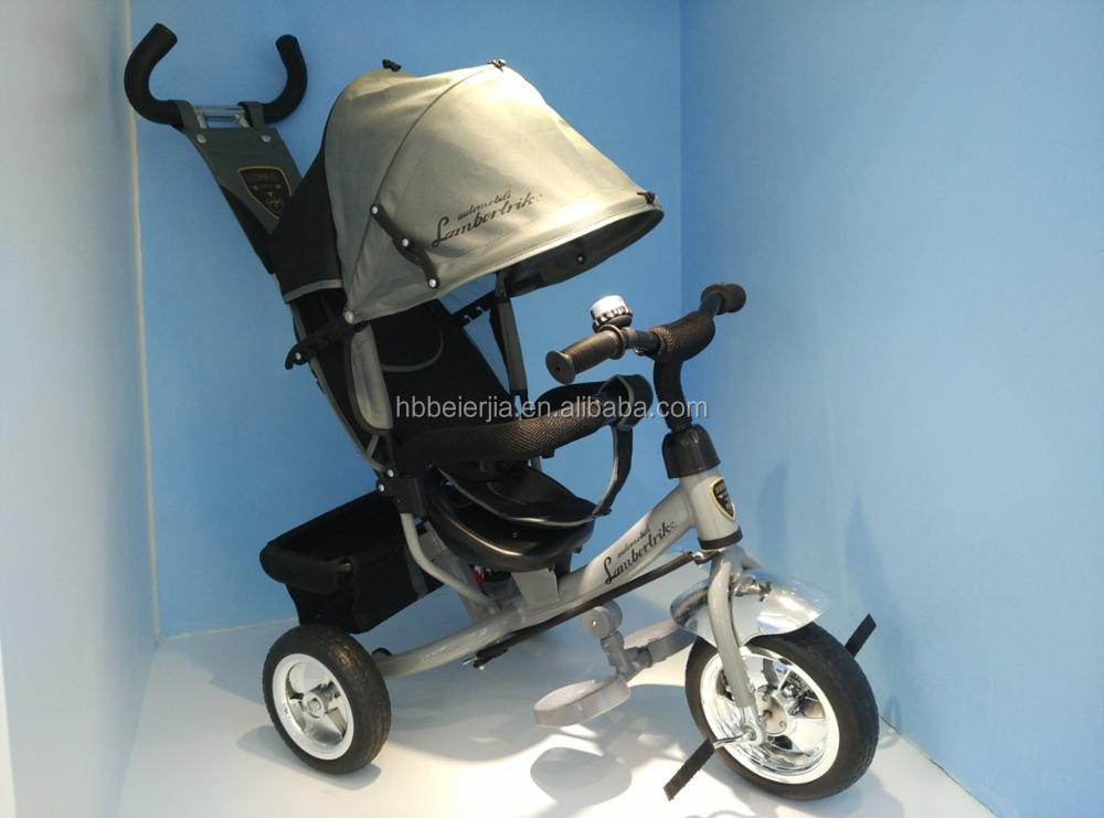 2016 Hot Selling Baby Walker Tricycle 4 IN 1 Child Tricycle Seats, Cheap Kids Tricycle for Children