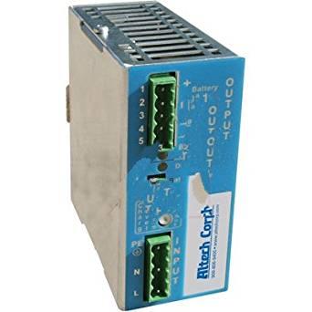 Altech CB123A , Battery Charger; 115-230-277 VAC Input; 12 VDC Output; 3A