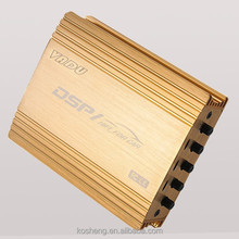 4 channel 60WX4 DSP HiFi for car amplifier 4ohms in cheap cost