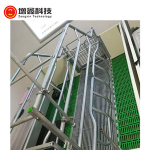 factory high quality hotdip galvanized pig farrowing pen for sow used in pig farm equipment
